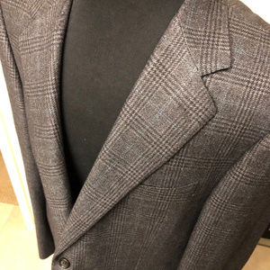 canali exclusive collection blazer 42L cashmere